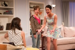 Laurine Price, Sun Mee Chomet, and Grace Gealey. Photo credit:  Rich Ryan
