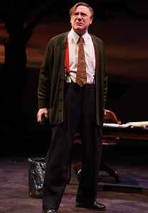 Gary Anderson as Clarence Darrow. Photo by Petronella Ytsma.
