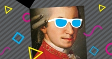 Music of Mozart, by Project Opera (a program of the Minnesota Opera)