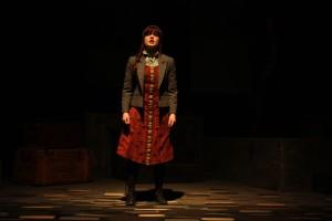 Leah (Laura Mason). Photo by 20% Theatre Company.