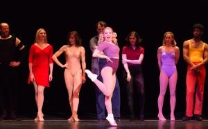 Maria Briggs as Val in A Chorus Line (Photo by Rich Ryan ©2016 RichRyan)