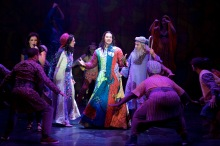 The Second National Tour of Joseph and the Amazing Technicolor Dreamcoat